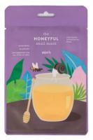 Skin79 - THE HONEYFUL SNAIL MASK - Odżywcza maska w płacie z miodem i śluzem ślimaka - 20 ml