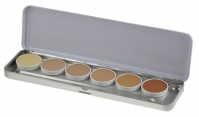 Kryolan - Ultra Foundation Palette - 9007