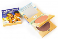 THE BALM - THE BALMFIRE - HIGHLIGHTING SHADOW / BLUSH DUO - Highlighter and blusher for face modeling - NIGHT OWL