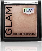 HEAN - GLAM - Highlighter Powder - Wielofunkcyjny rozświetlacz do twarzy i ciała - 7,5 g