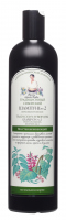 Agafia - Receptury Babuszki Agafii - Tradycyjny syberyjski szampon do włosów No2 - Regenerujący - Propolis i brzoza - 550 ml