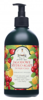 Agafia - Recipes Babuszki Agafii - Blueberry liquid hand and body soap - 500 ml