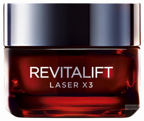 L'Oréal - REVITALIFT LASER X3 - Krem anti-age na dzień - 40+