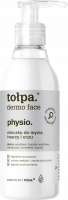 Tołpa - Dermo Face Physio - Face and eye cleansing milk - 195 ml
