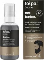 Tołpa - Dermo Barber - Refreshing toner for beard and beard - 75 ml