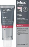 Tołpa - Dermo Men Anti Age - Krem do twarzy przeciw oznakom starzenia dla mężczyzn - 40 ml