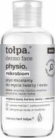 Tołpa - Dermo Face Physio Mikrobiom - Mini płyn micelarny do mycia twarzy i oczu - 75 ml