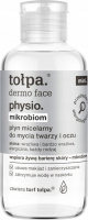 Tołpa - Dermo Face Physio Microbiom - Mini micellar liquid for washing the face and eyes - 100 ml