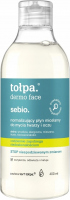 Tołpa - Dermo Face Sebio - Normalizujący płyn micelarny do mycia twarzy i oczu - 400 ml