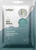 Tołpa - Spa Detox Harmonia - Mud peeling for wellness - Geranium - 42 g
