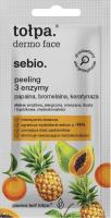 Tołpa - Dermo Face Sebio - Peeling do twarzy z 3 enzymami - 8 ml