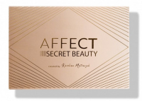 AFFECT - MAKE UP PALETTE - Make-up palette by Karolina Matraszek - SECRET BEAUTY