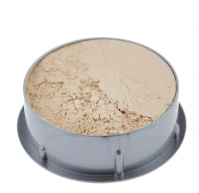 Kryolan - Transparent Powder 60g - ART. 5700 - TL 9G - POWDER WITH ILLUMINATING PARTICLES - TL 9G - PUDER Z ROZŚWIETLAJĄCYMI DROBINAMI
