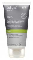 Tołpa - Dermo Men - Głęboko oczyszczający żel do mycia twarzy - 75 ml