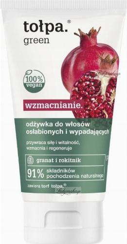 Tołpa - Green - Odżywka do włosów osłabionych i wypadających - 150 ml
