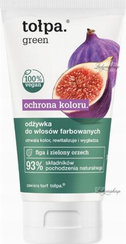 Tołpa - Green - Odżywka do włosów farbowanych - 150 ml
