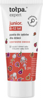 Tołpa - Expert Junior - Toothpaste for children - Red Fruits - 50 ml