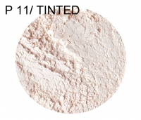 Kryolan - Dermacolor - Puder Fixujący Makijaż - 60g-P 11/ TINTED - P 11/ TINTED