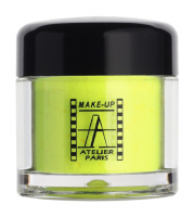 Make-Up Atelier Paris - PIgment Fluo - Neonowy fluorescencyjny pigment do powiek