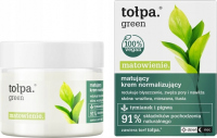 Tołpa - Green - Matting normalizing cream - Day / Night - 50 ml