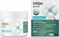 Tołpa - Green - Nawilżający krem łagodzący do twarzy - Dzień / Noc - 50 ml