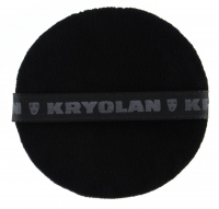 Kryolan- Black powder Fluff - 10 cm - 1720