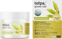Tołpa - Green Oils - Orzeźwiający krem żel matujący - Dzień / Noc - 50 ml