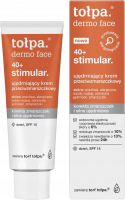Tołpa - Dermo Face 40+ Stimular - Firming Anti-wrinkle Day Cream - SPF15 - 40 ml