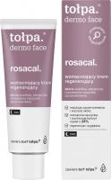 Tołpa - Dermo Face Rosacal - Strengthening night face cream - 40 ml