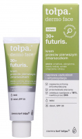 Tołpa - Dermo Face 30+ Futuris - Light cream against the first wrinkles for the day - SPF30 - 40 ml