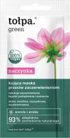 Tołpa - Green - Kojąca maska do twarzy przeciw zaczerwienieniom - 8 ml