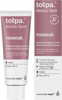 Tołpa - Dermo Face Rosacal - Strengthening anti-wrinkle cream - Day - SPF15 - 40 ml
