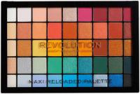 MAKEUP REVOLUTION - MAXI RELOADED PALETTE - SHADOW PALETTE - Paleta 45 cieni do powiek - BIG SHOT