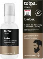 Tołpa - Dermo Barber - Balsam facial gel with facial hair and beard 75 ml