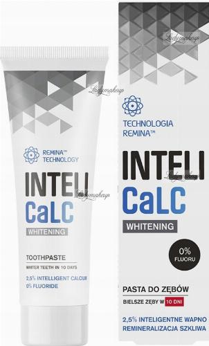 Tołpa - iNTELICaLC Whitening - Wybielająca pasta do zębów - 75 ml