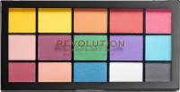 MAKEUP REVOLUTION - RELOADED SHADOW PALETTE - 15 eyeshadows - MARVELLOUS MATTES