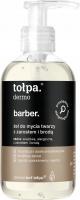 Tołpa - Dermo Barber - Face wash gel with beard and beard - 150 ml