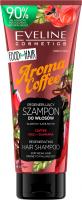 EVELINE - Food for Hair - Regenerating Hair Shampoo - Regenerating shampoo for weak and brittle hair - Aroma Coffee - 250 ml