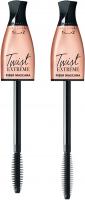 Bourjois - Twist Extreme - Fiber Mascara - Multi-purpose mascara - 24 BLACK