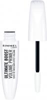 RIMMEL - ULTIMATE BOOST VOLUME PRIMER - Pogrubiająca i wydłużająca baza pod tusz do rzęs