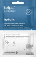 Tołpa - Dermo Face Hydrativ - Moisturizing face, neck and eye compress - 2 x 6 ml