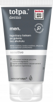 Tołpa - Dermo Men Sensitive - Soothing after shave balm without alcohol - 125 ml