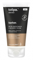 Tołpa - Dermo Barber - Mini żel do mycia twarzy z zarostem i brodą - 75 ml