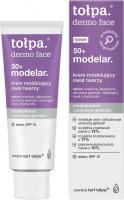 Tołpa - Dermo Face 50+ Modelar - Face contouring cream - Day - SPF 15 - 40 ml