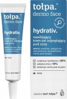 Tołpa - Dermo Face Hydrativ - Moisturizing relaxing eye cream gel - 10 ml