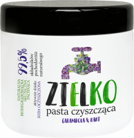 ZIELKO - Naturalna pasta czyszcząca - Carambola & Kaki - 500 g