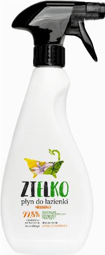ZIELKO - Naturalny płyn do łazienki - Melonowy - 500 ml