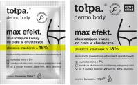 Tołpa - Dermo Body - Exfoliating body acids in a handkerchief - 8 pieces