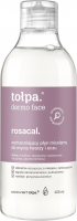 Tołpa - Dermo Face Rosacal - Strengthening micellar liquid for washing the face and eyes - 400 ml