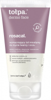 Tołpa - Dermo Face Rosacal - Strengthening micellar gel for washing the face and eyes - 150 ml